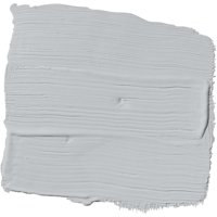 Silver Reflection, White, Grey & Charcoal, Paint and Primer, Glidden High Endurance Plus Interior