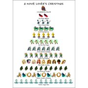 Allport Editions Movie Lover's 12 Days of Christmas Card