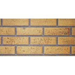 "Running Bond Firebox Brick Panel for 44"" Fireplace"
