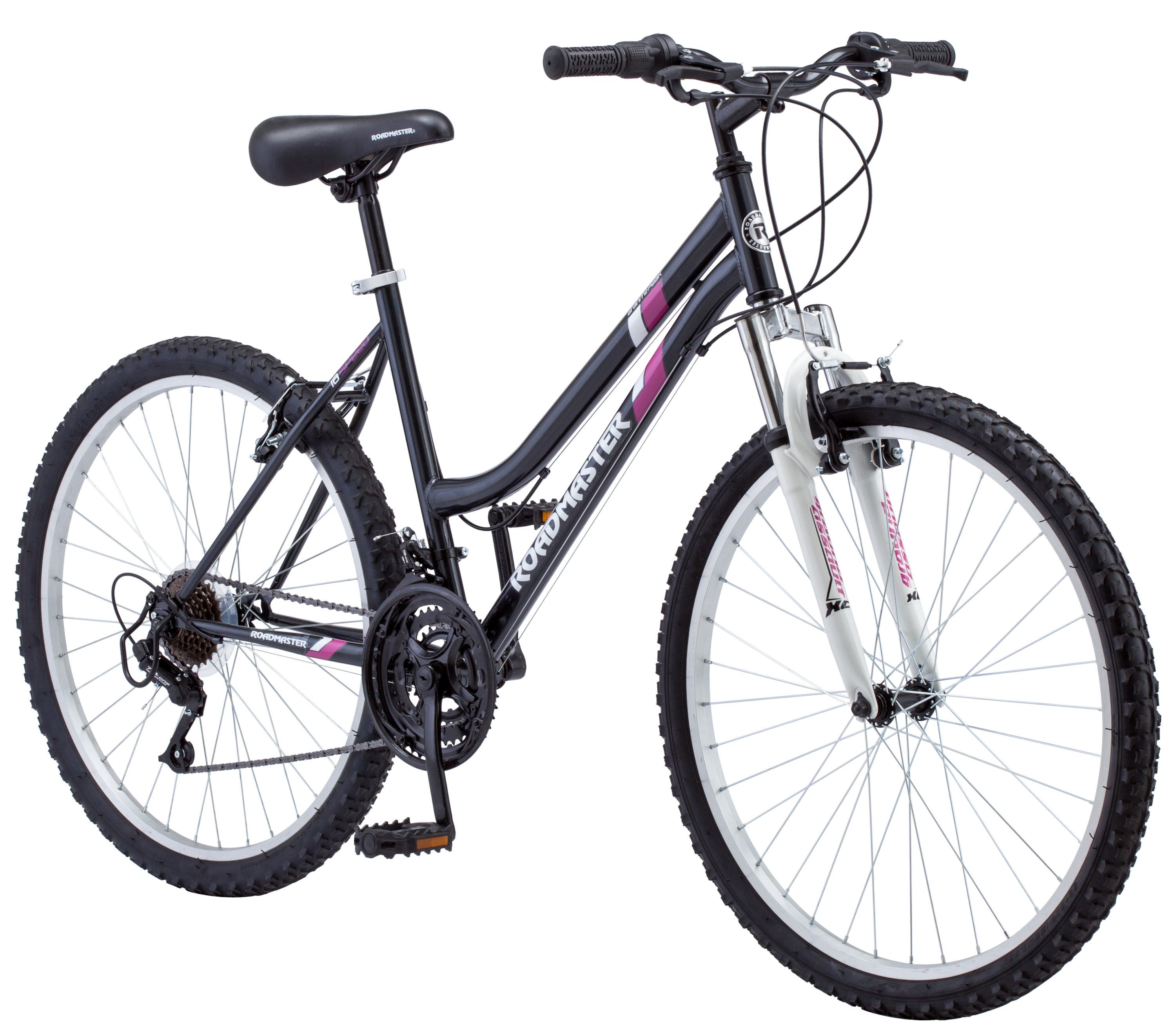 Roadmaster Granite Peak Women S Mountain Bike 26 Wheels Purple