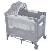 Baby Trend Mini Nursery Center™ Playard, Dotted Diamond, Gray