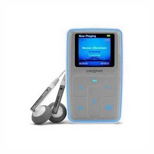Creative ZEN MicroPhoto 70pf165000017 8 GB MP3 Player Tit...