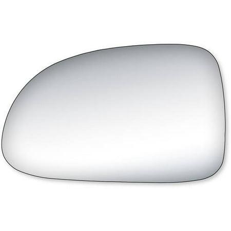 99017 - Fit System Driver Side Mirror Glass, Dodge Dakota Pick-Up, Durango 97-00, 5x7 Dodge Durango Mirror Lh Driver