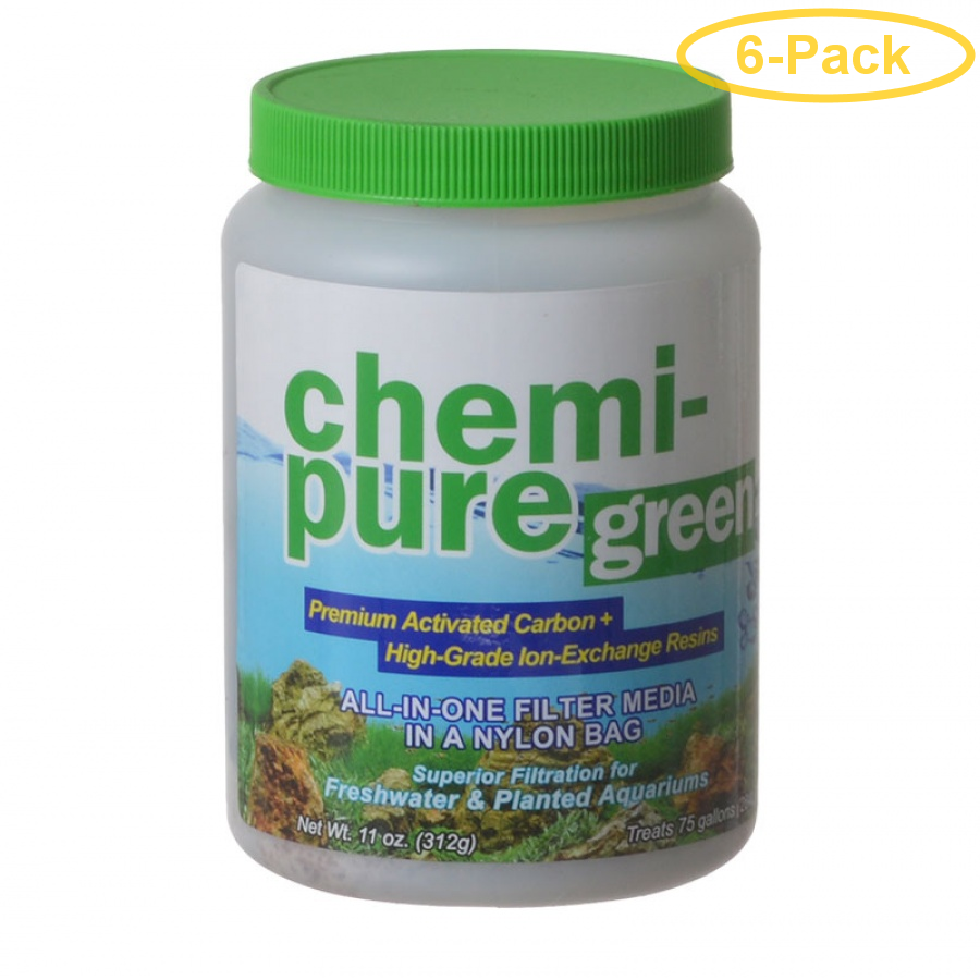 Boyd Chemi-Pure Green 11 oz (Treats 75 Gallons) - Pack of 6