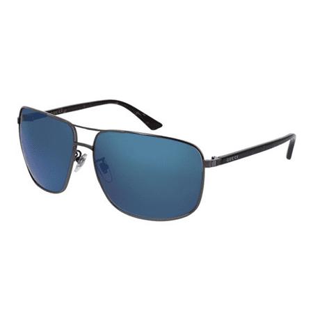 ecf7251613 Gucci - Gucci GG0065SK Fashion Sunglasses - Walmart.com