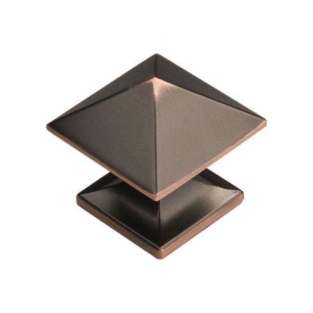 Hickory Hardware P3014 Studio 1u0022 Square Cabinet Knob