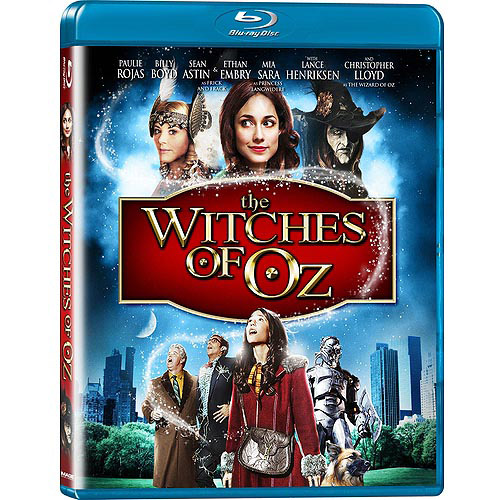The Witches Of Oz (Blu-ray) (Widescreen)