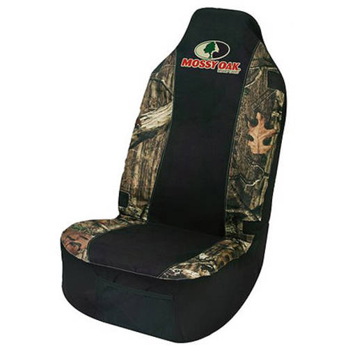 Mossy Oak Infinity Seat Cover, 2 Pack