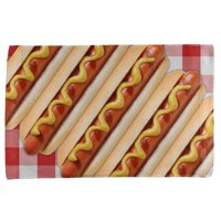 Hot Dog Picnic All Over Hand Towel