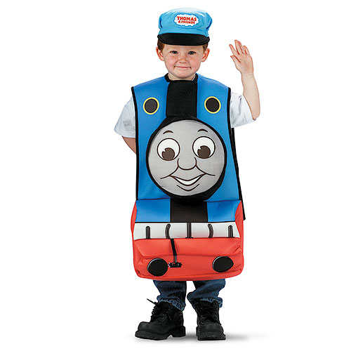 Thomas The Tank Engine Classic Toddler Halloween Costume - One Size