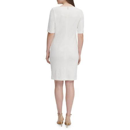 Best Deconstructed Floral Sheath Dress deal