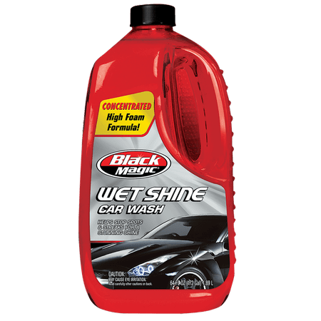 Black Magic Wet Shine Car Wash - 120065 (Best Hand Wash Car Wash)