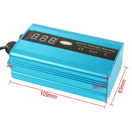 90V-265V 50HZ/60HZ Intelligent LED Power Saving Box Household Power Energy Saver Smart Electricity Energy Saving Device - image 6 of 7