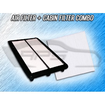 Air Filter Cabin Combo For 2017 Honda Accord 3 5l Only