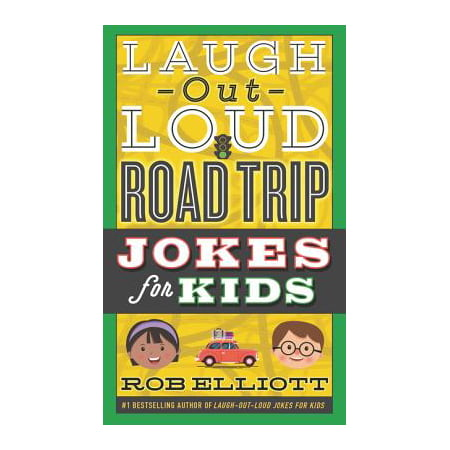 Laugh-Out-Loud Road Trip Jokes for Kids for $<!---->