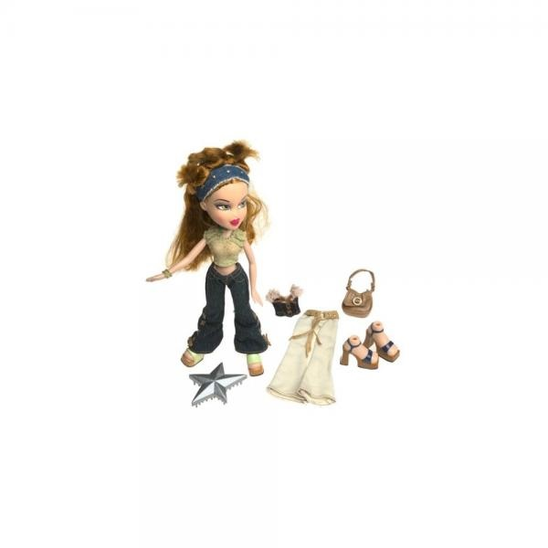 Bratz MEYGAN Doll Strut It