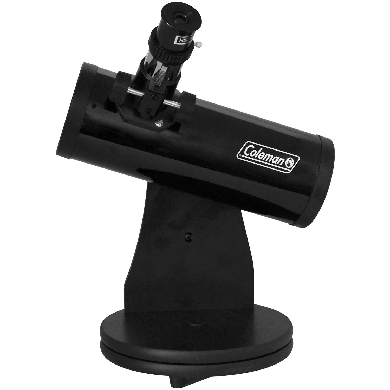 COLEMAN AstroWatch Dobsonian D76mm x 300mm Reflector Telescope