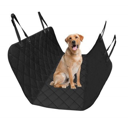 Waterproof Pet Seat Cover Car Seat Cover, Scratch Proof & Nonslip Backing & Hammock, Quilted, Padded (Cruise Time Car Seat Cover)