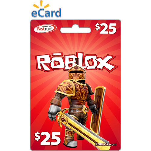 Roblox $25 Email Delivery  Walmart.com