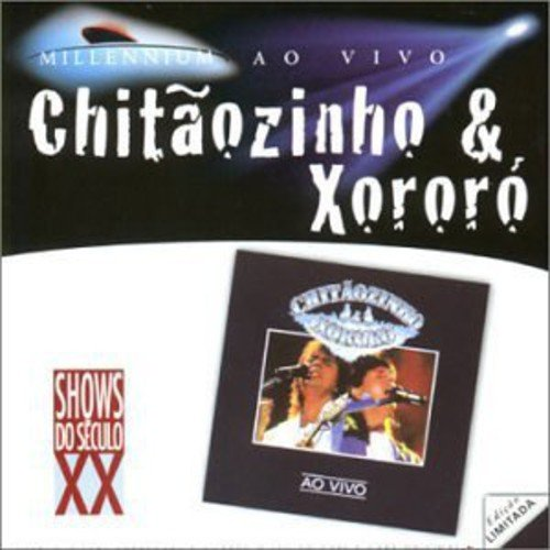 Chitaozinho & Xororo - Ao Vivo [CD]