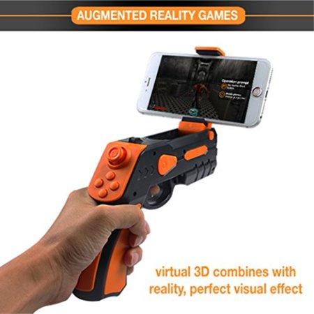Aabir AR Gun Target Games Augmented Reality, Safe and