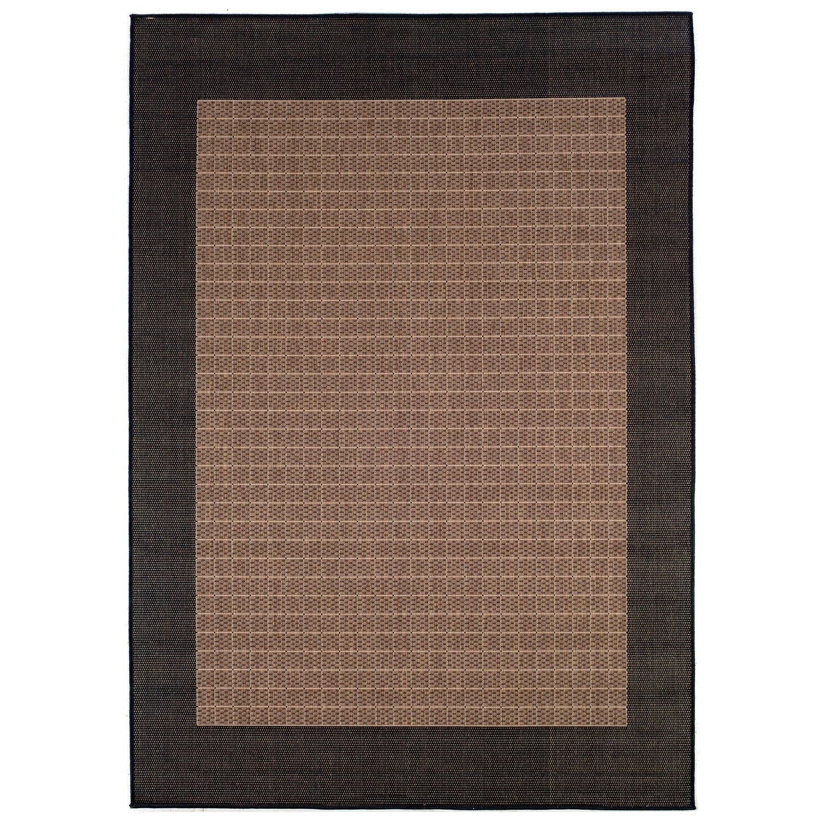 Couristan Recife Checkered Field Indoor/Outdoor Area Rug