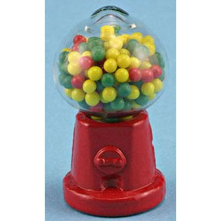 Dollhouse Tabletop Gumball Machine