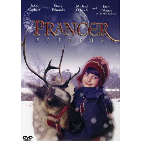 Prancer Returns (DVD) (Prancer Sleigh)