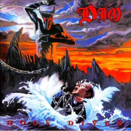 Holy Diver (Remaster) (CD)