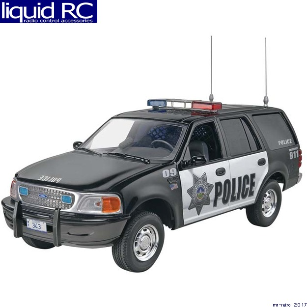 Revell 1:25 '97 Ford Police Expedition by Generic