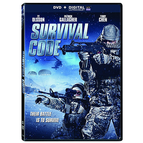 Survival Code (DVD + Digital Copy) (With INSTAWATCH) (Widescreen)