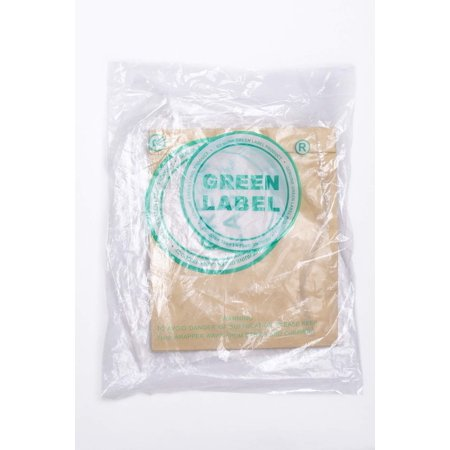 Green Label Dust Bags 2138425 for Bissell Zing Bagged Canister Vacuums- 3 Pack