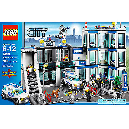 LEGO City Police Station Play Set