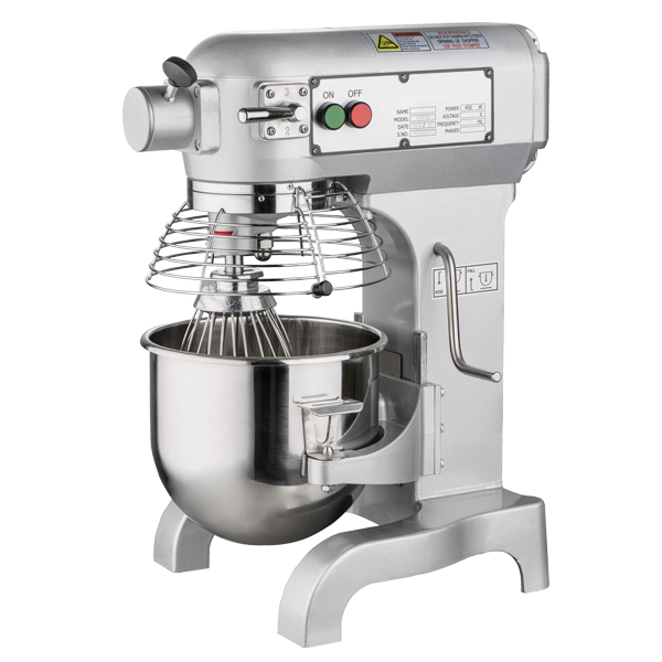 MIXERS ETL Certified 10-QT Mixer with Guard, OMCAN 20467