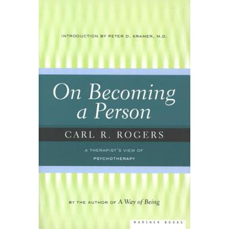 On Becoming a Person - eBook (Carl Rogers Person To Person)