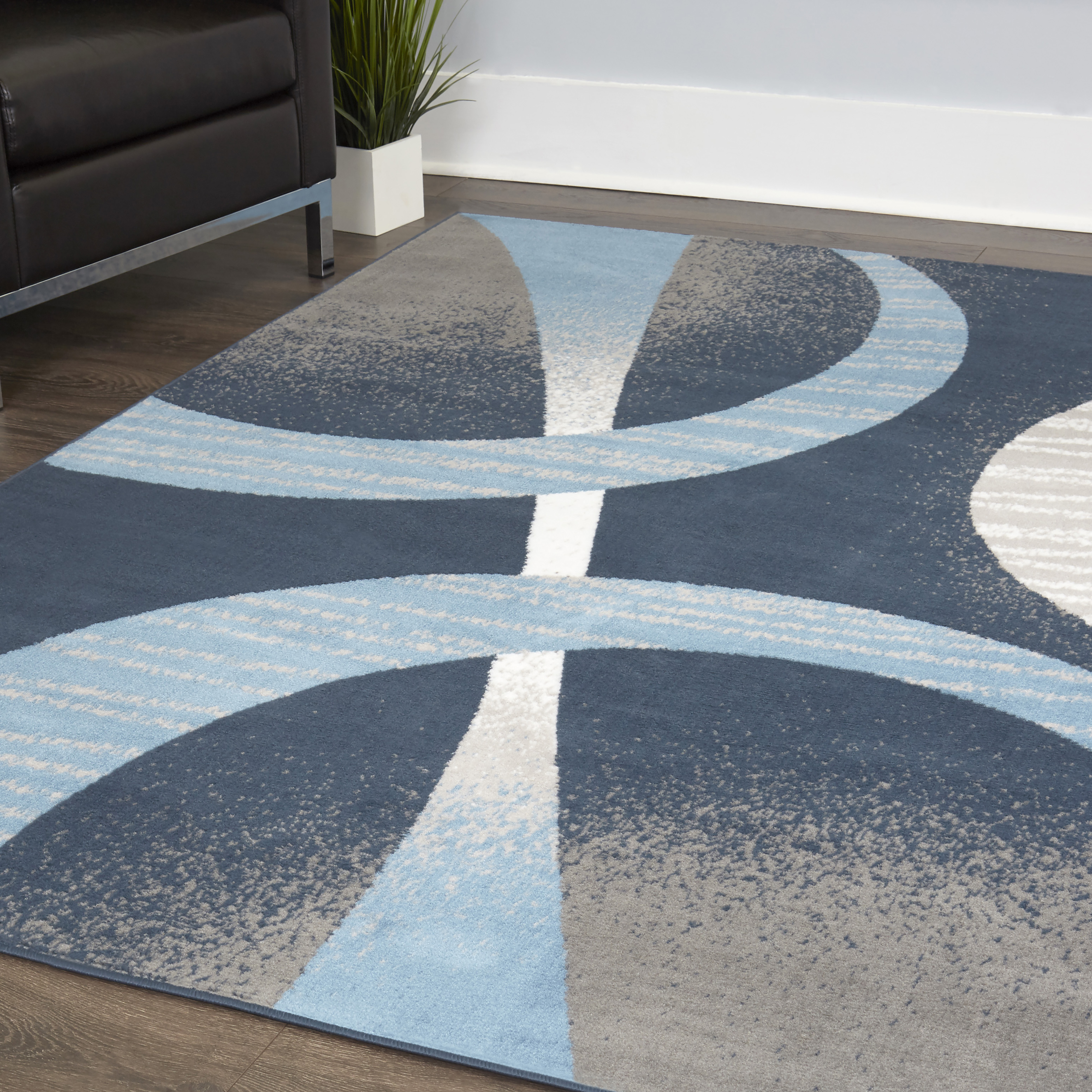 Home Dynamix Lyndhurst Melia Area Rug 21 Quot X35 Quot Abstract