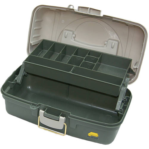 Plano 6201 One-Tray Tackle Box