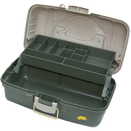plano 6201 one tray tackle box