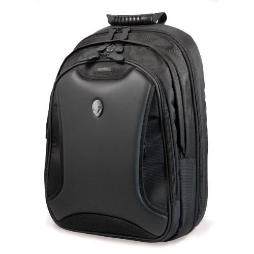 "Mobile Edge Alienware Orion AWBP14 Carrying Case (Backpack) for 14.1"" Notebook - Black - Ballistic Nylon"