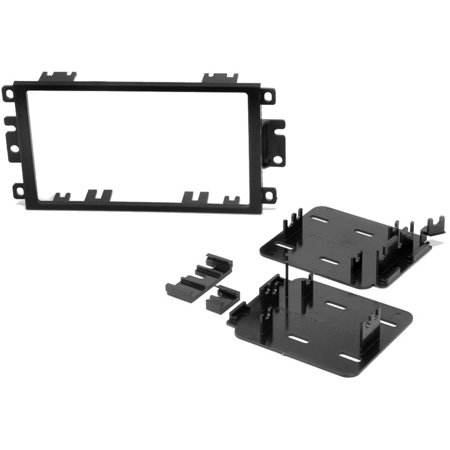 Scosche GM1590DDB 1992-2012 GM/Import Select Double DIN Dash Kit