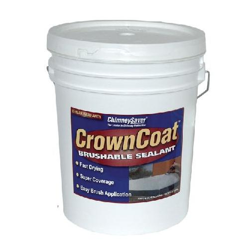 Crowncoat 5-Gallon Gray Brushable Water Sealant