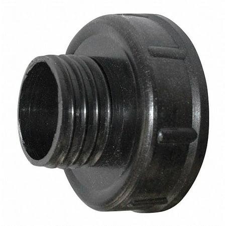 Funnel King Funnel Threaded Adapter, 1-1/2