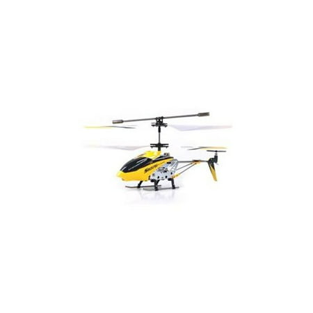 syma s107g  Syma S107G 3 Channel RC Helicopter with Gyro, Yellow -