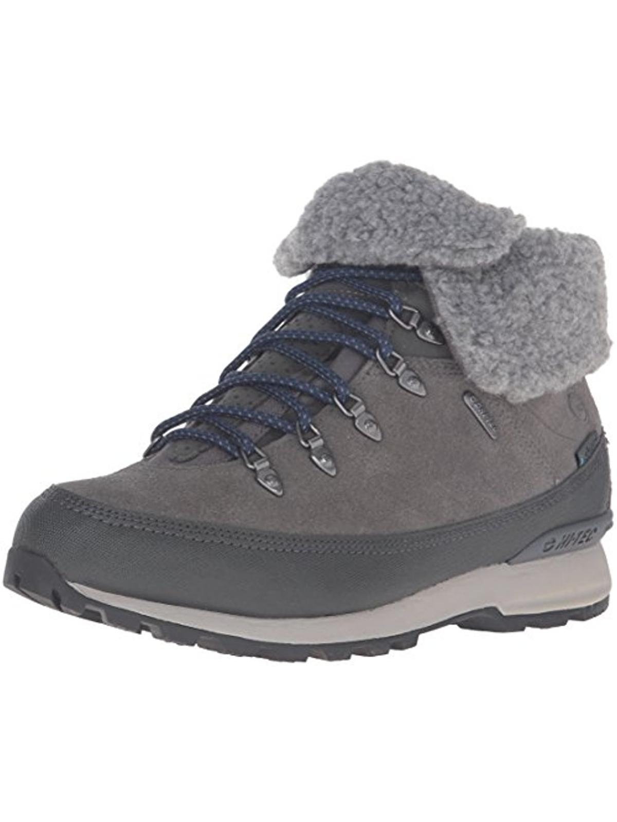 Hi-Tec Womens Kono Espresso Suede Waterproof Hiking Boots by Hi-Tec