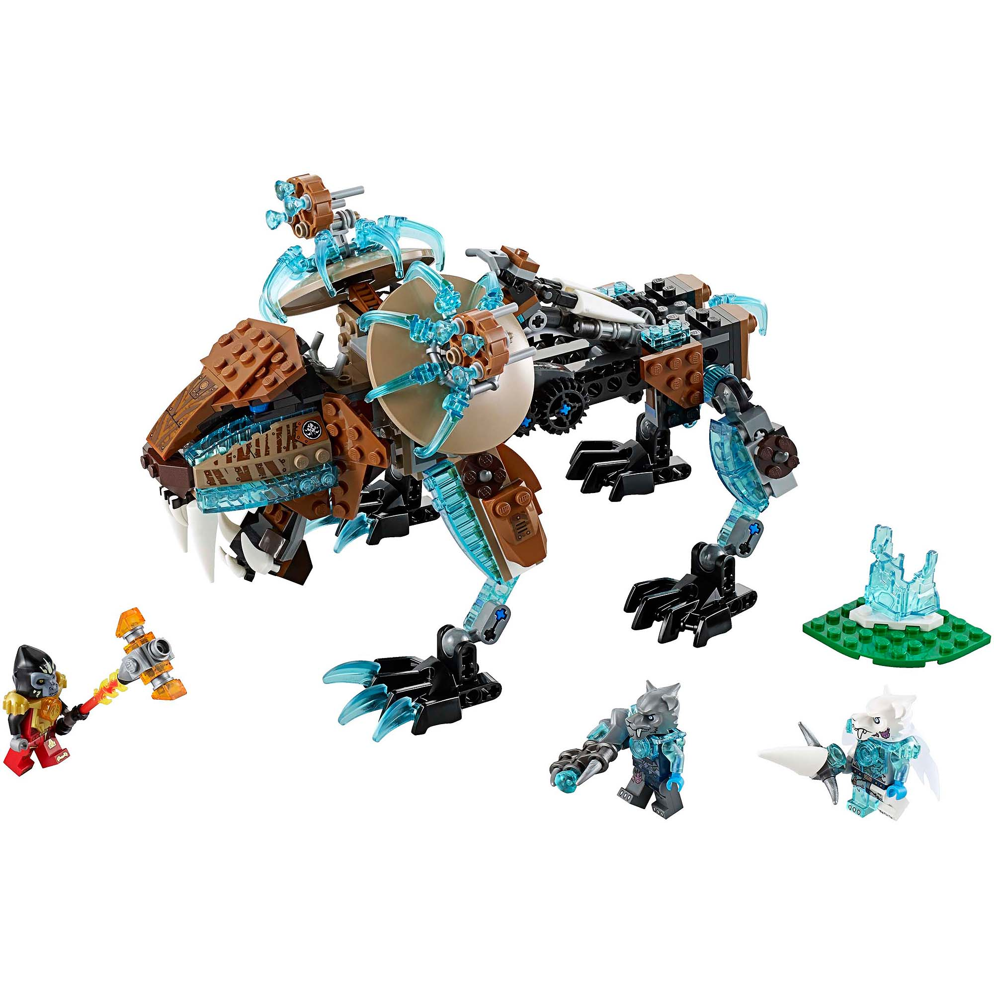 LEGO Chima Sir Fangar's Saber-Tooth Walker