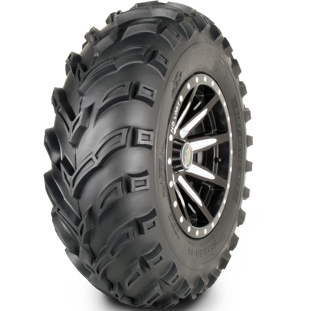 Pair 2 GBC Dirt Devil 23x8-10 ATV Tire Set 23x8x10 23-8-10
