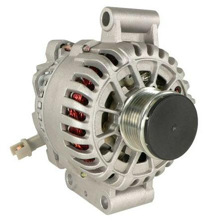 DB Electrical Afd0130 Alternator For Ford Focus W/Manual Transmission L4 2.0L 2.3L 2.0 2.3 05 06 2005 2006 /4S4T-10300-BC, 4S4T-10300-BD, 4S4Z-10346-BA, 4S4Z-10346-BB /GL-592, GL-632, (Electrical Transmission)