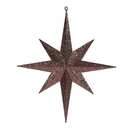The Holiday Aisle Bethlehem Star Christmas Shaped (Shaped Ornament)