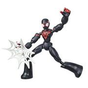 Marvel Spider-Man Bend and Flex Miles Morales Action Figure