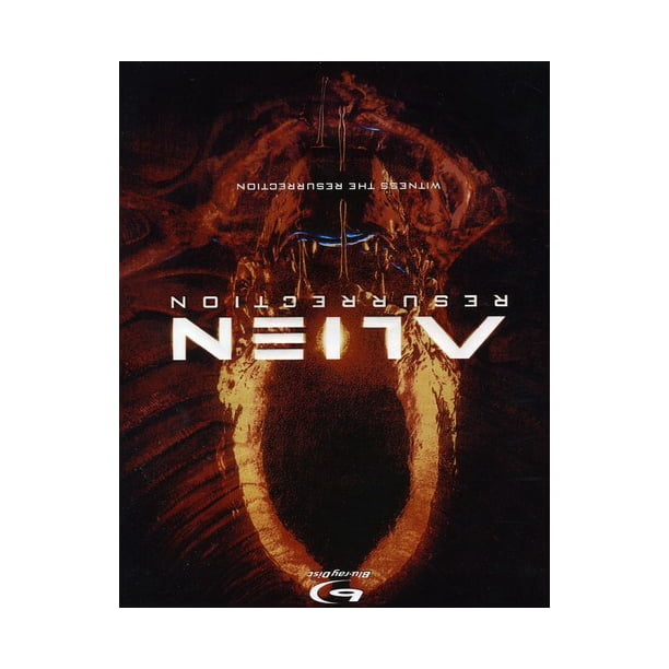 Alien Resurrection (Blu-ray)
